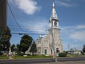 Saint-Léon-le-Grand, Mauricie, Quebec - Image: Église Saint Léon le Grand 08