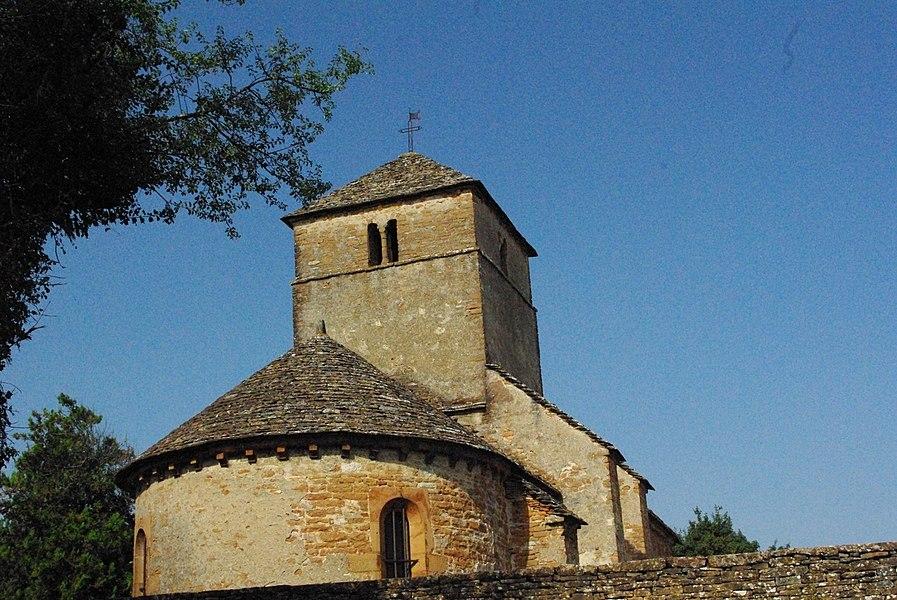 Église de Burgy, Saône-et-Loire