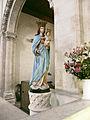 Église de Saint-Vivien-de-Médoc statue.JPG
