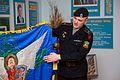 Бойовий прапор Керченської бригади НГУ переданий до Центрального музею НГУ 9688 (26383726385).jpg