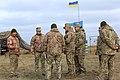 Бойові стрільби зенітних ракетних підрозділів Повітряних Сил та Сухопутних військ ЗС України (31894599898).jpg