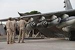 Будни авиагруппы ВКС РФ на аэродроме «Хмеймим» (Сирийская Арабская Республика) (58).JPG