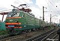 ВЛ10К-1593, Россия, Новосибирская область, депо Инская (Trainpix 159673).jpg