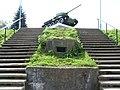 Великолукская крепость. Лестница на северо-западном бастионе. Верхняя часть.JPG