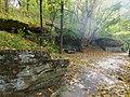 Вінничина, Муровані Курилівці парк Жван 24.jpg