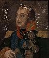 Генерал Фельдмаршал Князь Михаил Ларионович Голенищев Кутузов Смоленский, лубок.jpg