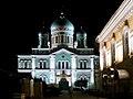 Дивеево - Троицкий собор ночью-2.jpg