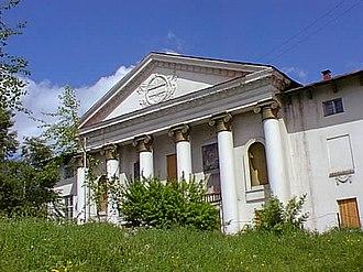 Bodaybinsky District - Culture House, Bodaybinsky District