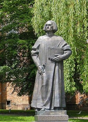 Drohobych - Yuriy Drohobych Monument