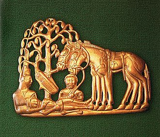 Ingala Valley - Belt plaque from the Siberian collection of Peter the Great