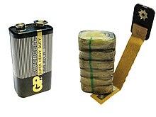 Зарядные устройства для аккумуляторов AA AAA C D Крона