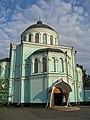 Миколаївський монастир в Немирові. Троїцька церква.jpg