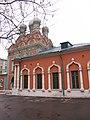 Москва. Церковь святителя Георгия, епископа Неокесарийского, в Дербицах - 023.JPG
