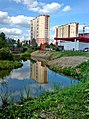 Нахабино. Новые дома на Панфилова - panoramio.jpg