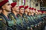 На Хрещатику пройшла підготовка до Маршу Незалежності 719 (20566068359).jpg