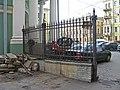 Немецкая лютеранская церковь св. Анны, ограда по Фурштадтской02.jpg