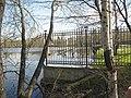 Охтинское водохранилище у плотины.jpg