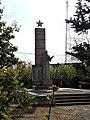 Пам'ятник воїнам, загиблим в роки ВВВ 1941-1945рр. вул Леваневського.jpg