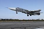 Полеты российской авиации с аэродрома Хмеймим (Сирийская Республика) (2).jpg