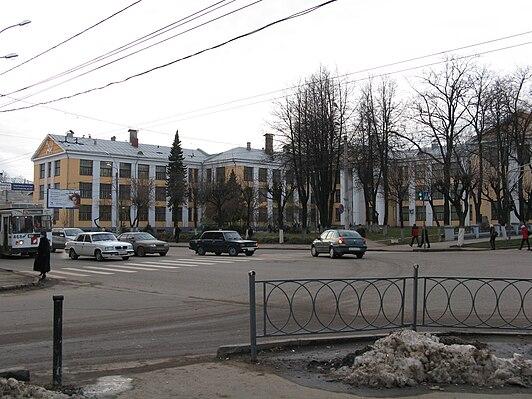 Шереметевский проспект