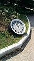 Рогожкин. Солнечные часы на винзаводе Инкерман.jpg