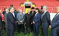 Саранск Посещение футбольного стадиона Открытие Арена 2.jpg
