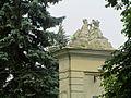 Скульптура на главны воротах.JPG