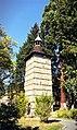 Часовниковата кула в град Златица.jpg