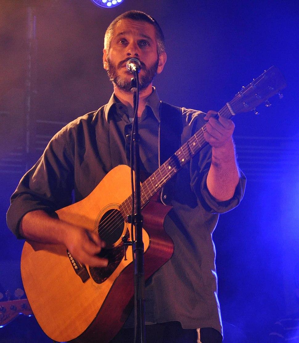 אביתר בנאי בהופעה ביער יתיר, 2011