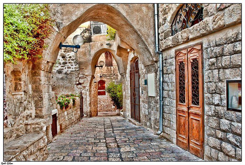 רחוב ביפו העתיקה