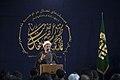 سخنرانی علیرضا پناهیان در جمع هیئت های مذهبی در قصر شیرین به مناسبت بیست و دوم بهمن ماه Alireza Panahian 17.jpg