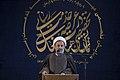 سخنرانی علیرضا پناهیان در جمع هیئت های مذهبی در قصر شیرین به مناسبت بیست و دوم بهمن ماه Alireza Panahian 19.jpg