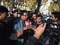২৪ অকটোবর প্রতিবাদ সমাবেশ ফ্রানস (বি ত্রন পি) 2013-11-04 01-32.jpg