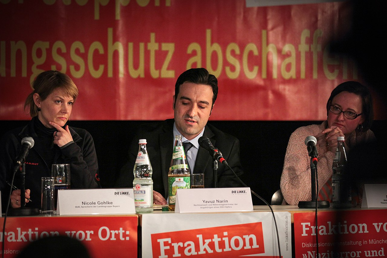 """""""Naziterror und Verfassungsschutz - Zwei Seiten einer Medaille?"""" (8645771670).jpg"""
