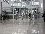 クネヴィッチ駅改札口.jpg