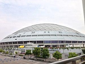 Nagoya Dome - Fukuoka Dome