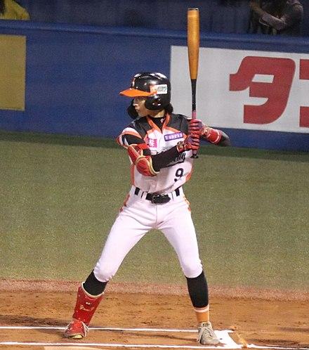 加藤優 (女子野球選手) , Wikiwand