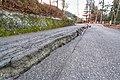 天神坂の長野県神城断層地震の痕 - panoramio.jpg