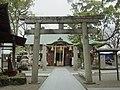 布忍神社 松原市北新町2丁目 Nunose-jinja 2012.1.14 - panoramio (1).jpg
