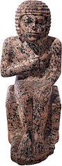 Statue of Metjen