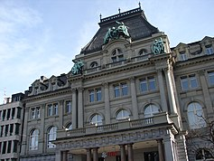 A Ubs Retail Bank For Private Wealth Management In St Gallen Switzerland