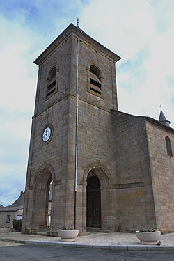 02-26 Sainte Féréole - clocher église.jpg