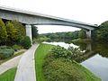022 Le pont de la Villeneuve vu des rives de la Penfeld.jpg