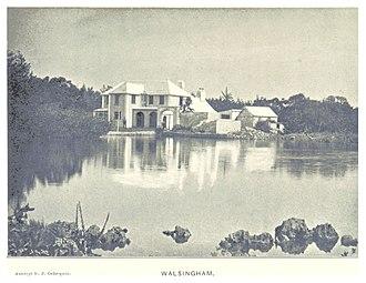 Hamilton Parish - Walsingham, Hamilton Parish, 1895