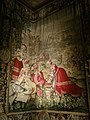 0 Vaux-le-Vicomte - 'Avril' - Tapisserie de la chambre de Fouquet .JPG
