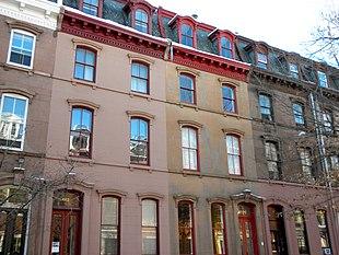 The John Houses In Philadelphia