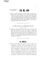 116th United States Congress H. R. 0000040 (1st session) - Commission to Study and Develop Reparation Proposals for African-Americans Act.pdf
