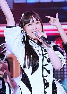 Mizuki Fukumura Japanese singer and idol