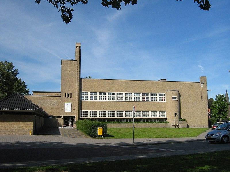 Julianaschool in Hilversum | Monument - Rijksmonumenten.nl