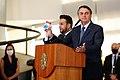 16 09 2020 Cerimônia de Posse do senhor Eduardo Pazuello, Ministro de Estado da Saúde (50349916643).jpg